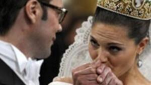 İsveç Prensesi evlendi