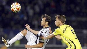 Partizan Tottenhama geçit vermedi
