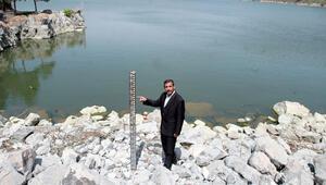 Başkentteki barajların doluluk oranı yüzde 35'e geriledi