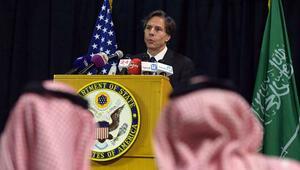 ABD, Suudi Arabistana silah yardımını hızlandırdı