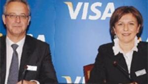 Türkler krediyi ödüyor, Visa Europe büyüyor