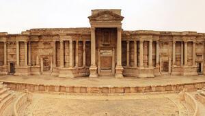 Çölün antik gelini IŞİD'in yoluna çıktı