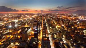 Johannesburg ile kardeş şehir planı