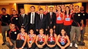 Vakıfbankın hedefi dünya şampiyonluğu