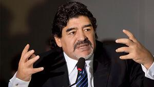Maradonadan flaş karar
