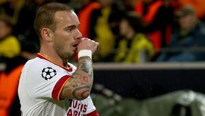 Sneijder, Albayrak ve Ali Dürüst'e içini döktü