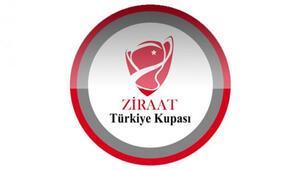 Ziraat Türkiye Kupasında son 16 eşleşmeleri belli oldu