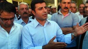 Demirtaş: Türkiyenin kapsamlı bir toplumsal katılım yasasına ihtiyacı var