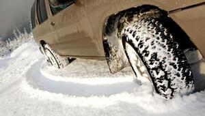 Zorunlu kış lastiği uygulaması 1 Aralıkta başlıyor