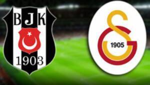 Beşiktaş-Galatasaray derbisine 2 gün kaldı