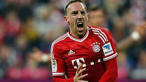 Bayern Münihte Ribery şoku