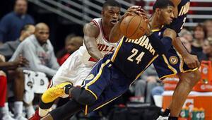 Chicago Bulls Indiana Pacersa dur dedi