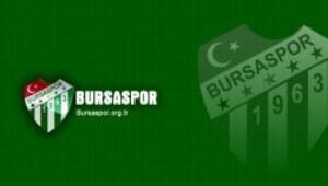 Bursaspordan U16 Milli Takımına 7 oyuncu