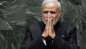 Hindistan Başbakanı Time dergisinde