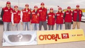 36 otomobil, 9 jüri üyesi, 7 saat test ve en büyük yarış