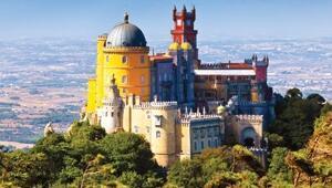 Sintra'nın masal sarayı
