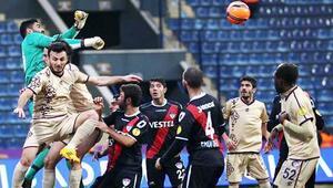 Osmanlıspor 3 - 0 Manisaspor