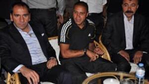 Roberto Carlos iftarda sevenleriyle buluştu