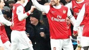 Londranın kralı Arsenal