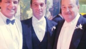 En zengin düğünde tek Türk