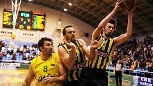 Olin Edirne 82 - 111 Fenerbahçe Ülker
