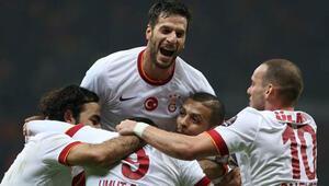 Galatasaray 3 - 2 Mersin İY