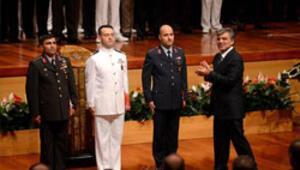 Harp Akademileri 165'inci mezuniyet töreni yapıldı