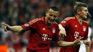 Bayern Münihi yarı finale Olic taşıdı