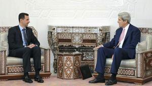 ABD: Suriye savaşını bitirmek için Esadla konuşmak zorundayız