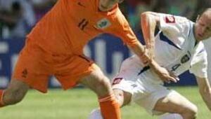 Altın portakal: 1-0