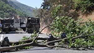Tunceli-Erzincan yolu 6 gündür kapalı