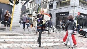 Arzu Sabancı Milanoya moda ihracatı