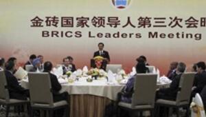 BRICSten rezerv para çağrısı