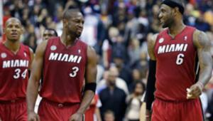 Miami Heat moral buldu
