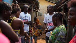 Batı Afrika'da okullar yeniden açılıyor