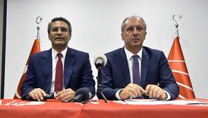 Muharrem İnce: CHPnin başına uzun adamı getirin