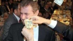 TFF Başkanına dolar yağmuru