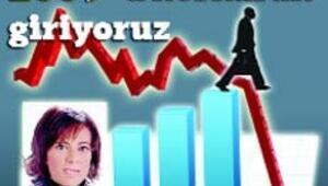 Kriz büyük darbe vurdu, borsa 2008'de 170 milyar dolar eridi