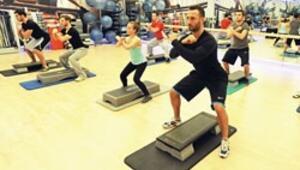 İşlevsel kafesten Thriller'a gym'de son trendler