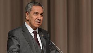 Arınç: Yeni Türkiye ifadesinin patenti benim