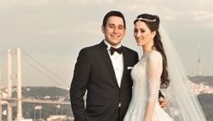 Mehmet Ali Aydınlar kızını evlendirdi