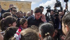 Ankaradaki resmi törenler Anıtkabir ziyareti ile başladı