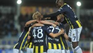 Fenerbahçede hedef 3 puan