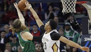 Boston Celtics, New Orleans Pelicansı deplasmanda yendi