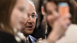 Hollande ABD'de selfie çılgınlığına yakalandı