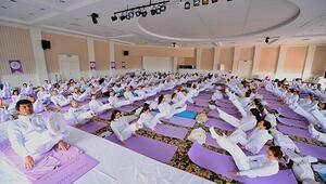 Yoga üstadı İzmirde