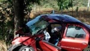 Sürücü uyudu, 3 kişilik aile yok oldu