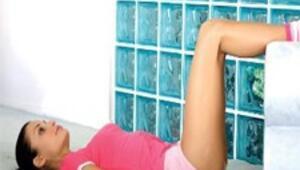 Küçük adımlarla evde fitness