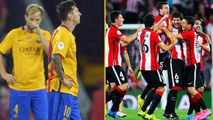 Barcelona-Athletic Bilbao maçı saat kaçta hangi kanalda