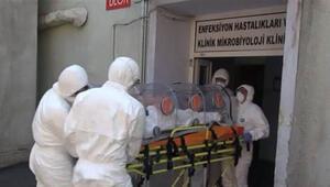 Atatürk Havalimanında Ebola karantinası